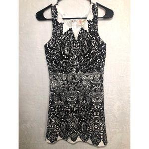 L'ATISTE Dresses - Floral Lace Design Dress